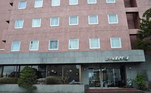 帯広駅から歩いて3分のビジネスホテル